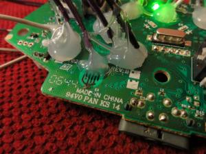 [WIP] Fabrication stick arcade compatible Neo Geo, XBOX360 et PC  Mini_368816DSC05628