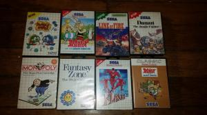 VDS pack MD2 jap ! Lot de 51 jeux Master System + Jeux MD JAP Mini_37597120171104100745