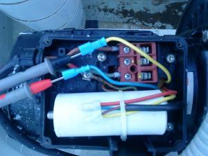 Résistance faible bobinage moteur mono Mini_404837DSC01205