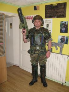 Armure ALIENS COLONIAL MARINES Mini_413072IMG3504
