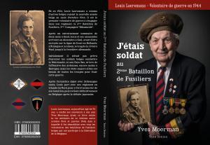 J'étais soldat au 2e Bataillon de Fusiliers Louis Laeremans Mini_418837LouisJtaissoldatCOVER