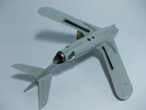 MiG-17 F Fresco C ( Hobby Boss 80334) 1/48 ... Mini_42226707