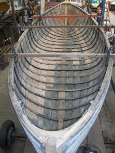 Restauration du canot n°2 du Nomadic Mini_423515lifeboat1