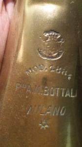 Informations à propos d'un clairon ou trompette de cavalerie Mini_45165120170730013505