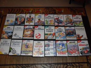 Ma petite collection de jeux Master System Mini_452065SAM0082