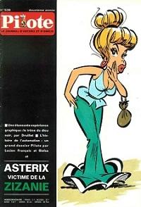 Pilote - Le journal d'Astérix et d'Obélix Mini_521565pilote538