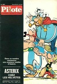 Pilote - Le journal d'Astérix et d'Obélix Mini_533682pilote557