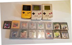 Estimation Lot Game Boy Game Boy color et jeux Mini_591469EstimGB1