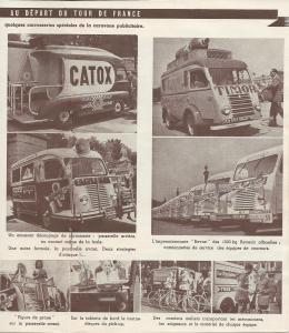 Pub et catalogues RENAULT....les camions Mini_615626RENAULT1000KG009