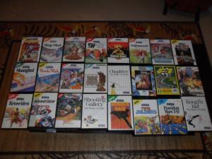 Ma petite collection de jeux Master System Mini_617340SAM0088