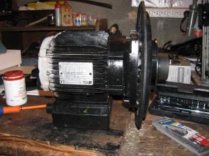 Résistance faible bobinage moteur mono Mini_620959IMG2409