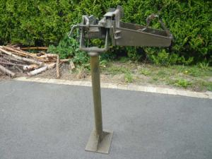 Affut, cradle, radio, porte fusil à vendre  Mini_634107affutcradle31