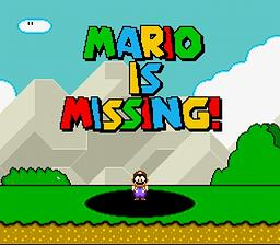 Mario is Missing! - Fiche de jeu Mini_648610111