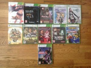 [vds]lot de jeux Xbox 360 dont blisters Baisse de prix Mini_662208IMG2088