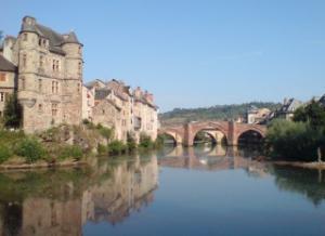 Village d'Espalion