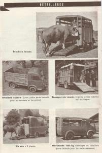 Pub et catalogues RENAULT....les camions Mini_678101RENAULT1000KG010