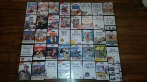 VDS pack MD2 jap ! Lot de 51 jeux Master System + Jeux MD JAP Mini_70591620171104101040