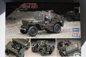 [Jeep Willys MB] Hasegawa 1/48è Mini_740118DPP16