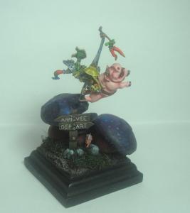 Les réalisations de Pepito (nouveau projet : diorama dans un marécage) - Page 2 Mini_743651Cochongob75