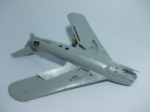 MiG-17 F Fresco C ( Hobby Boss 80334) 1/48 ... Mini_77035506