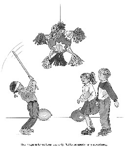 Piñata / pignata anniversaire enfant Mini_822528pinata