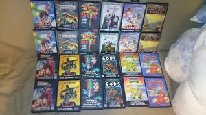 [ECH] Jeux Megadrive et un peu de Saturn/Master System Mini_850378DSC0415