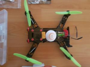 drone racer EACHINE 250 + radio FS-i6 Mini_88588020170813113118