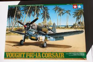 [Chance Vought F4U-1A Corsair] Tamiya 1/48è Mini_896975DPP9