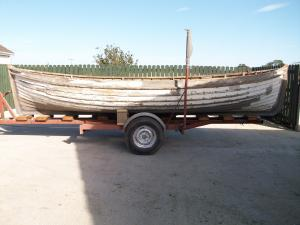 Restauration du canot n°2 du Nomadic Mini_910646Boat