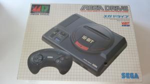 [VDS]  SEGA MEGADRIVE MD1 - jap version en boite Mini_916025DSC03725