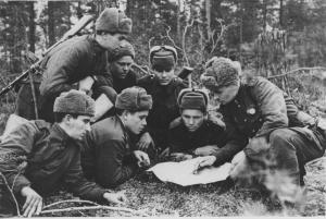troupe de reconnaisance soviétique ww2 Mini_951671pelottonreconpied