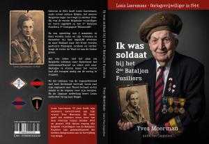 Ik was soldaat bij het 2d Bataljon Fusiliers Louis Laeremans Mini_962204LouisIkwassoldaatCOVER