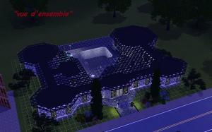 [Site fan, sims 3 & 4] The Nick Construction's Mini_979880Vuedensemble