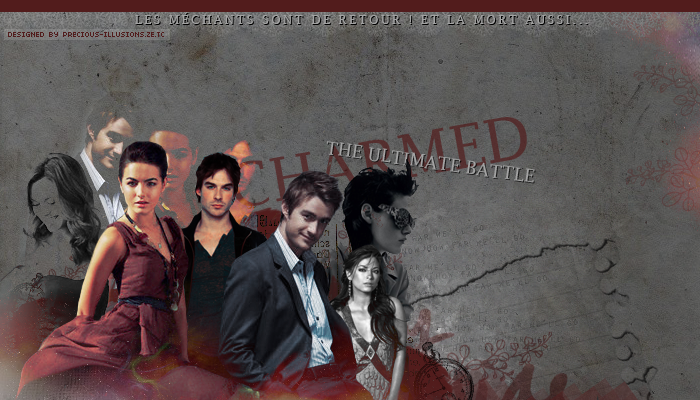 Charmed - The Ultimate Battle 121651header