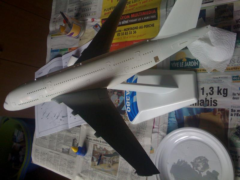 Airbus A380 - Heller - 1:125 136310IMG_0839