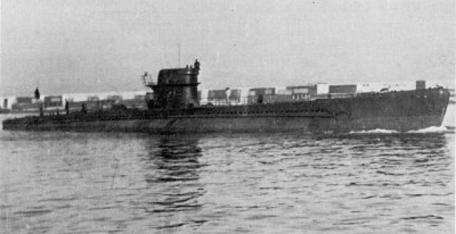 FRANCE SOUS MARINS CLASSE NARVAL 190249Narval_ex_italien