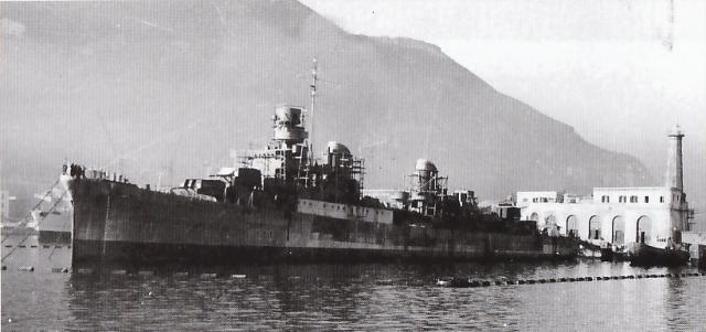 ITALIE CROISEURS LEGERS CLASSE CAPITANI ROMANI 202659Gilulio.Germanico_octobre_1942