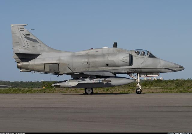 DOUGLAS A-4 SKYHAWK 227787Douglas_A_4AR_Fightinghawk