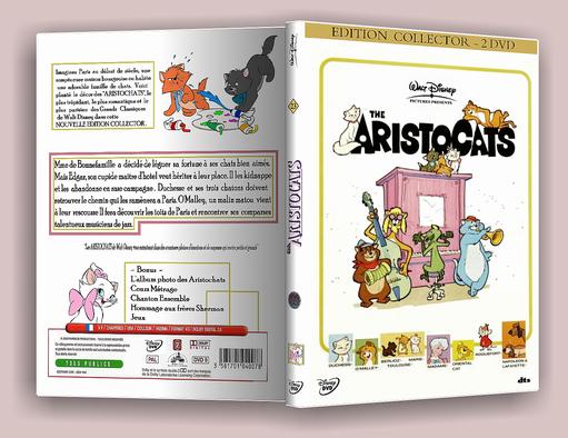 [Règle N°0] Concours de fan Cover 2 [Archives] 242207Jaquette_Aristo