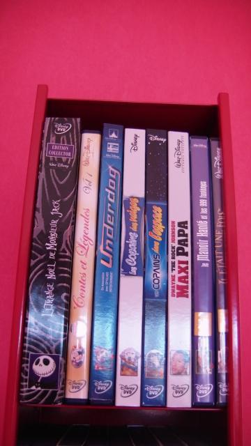 Postez les photos de votre collection de DVD Disney ! - Page 38 250077CAM_0132