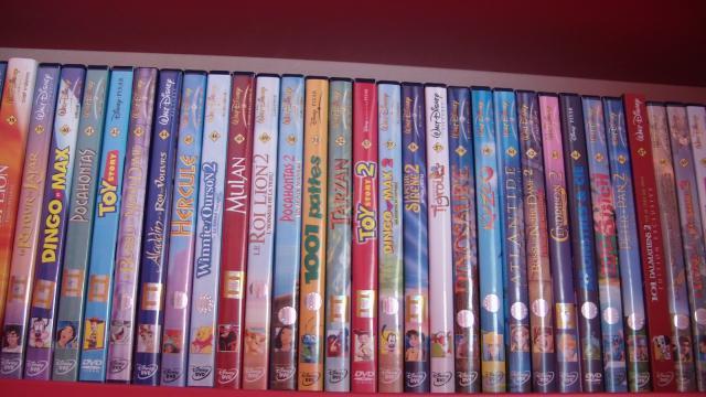 Postez les photos de votre collection de DVD Disney ! - Page 38 269175CAM_0122