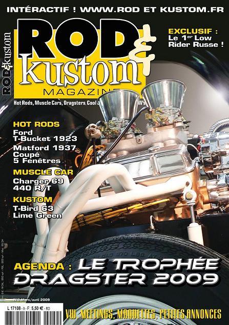 Rod & Kustom n°9 286139ROD09_COUV_300