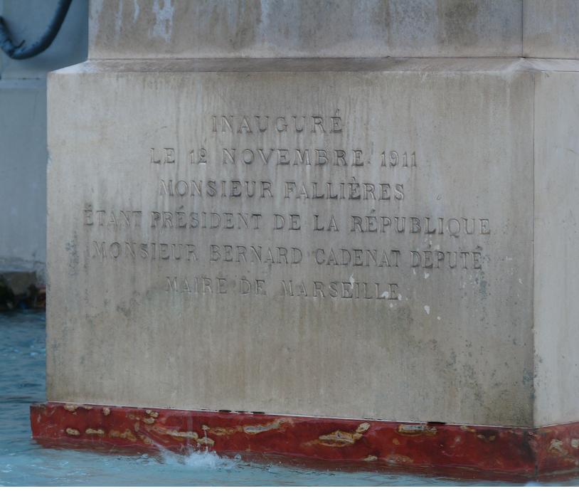 O VELODROME ..LES PHOCEENS DE MASSILIA SONT DEVENUS DES OLYMPIENS - Page 2 309434P1050643
