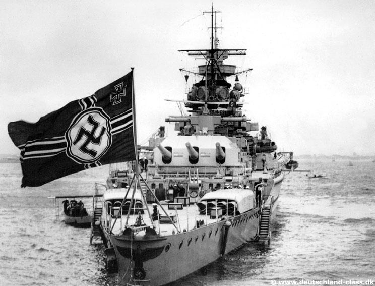 L'admiral Graf Von Spee - Page 2 321793gallgrafspeespitheadnavalreview06