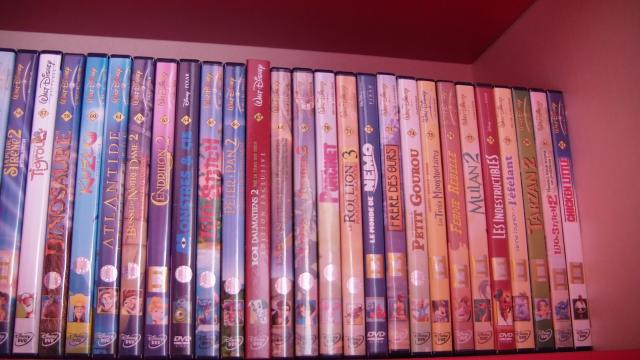 Postez les photos de votre collection de DVD Disney ! - Page 38 347601CAM_0123