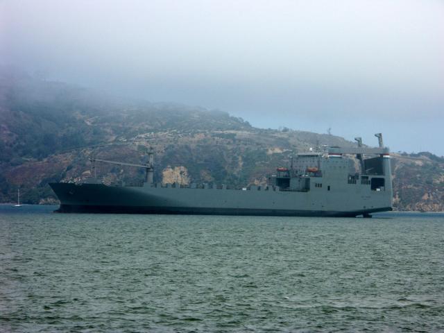 MILITARY SEALIFT COMMAND 348055USNS_Cape_Hudson