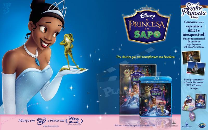 [BD + DVD] La Princesse et la Grenouille (27 mai 2010) - Page 2 378285anuncioPD