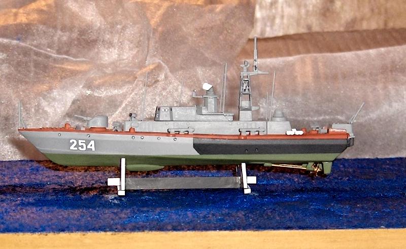 Corvette PAUK I - Mirage 1/400 - Page 2 437274HPIM1290