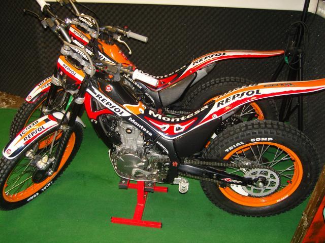 La moto de ma Femme 486926SNC12458