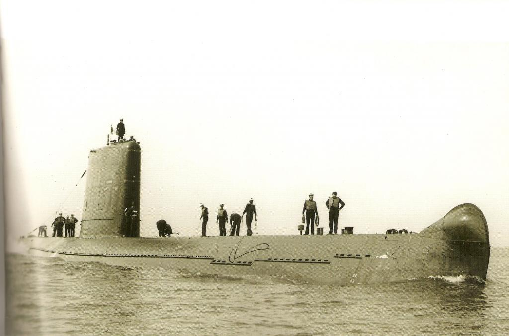 FRANCE SOUS MARINS CLASSE NARVAL 532059Narval_premiere_photo